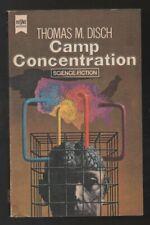 Camp Concentration ? Thomas M. Disch  Science-Fiction Roman mit Inhaltsangabe