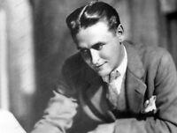 8x10 Print F. Scott Fitzgerald #4091