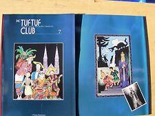 Luxe Tijdschrift De Tuf Tuf Club nr 7     2001