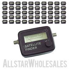 50x Satellite Finder SF-95 Signal Meter Satfinder FTA Sat Direct TV Dish Network