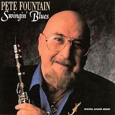 Swingin' Blues - Pete Fountain (CD 1990)