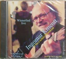 CD Ingomar Kmentt I bin a echtes Weanerkind Wienerlied live 2000