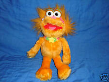 Zoe Plush Sesame Street Nanco 12""