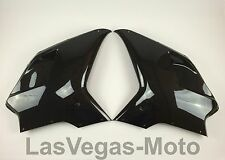 Ducati 848 1098 1198 Left Right Upper Side Mid Cover Panel Cowling Fairing Gloss