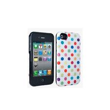 Étuis, housses et coques multicolores brillants iPhone 4s pour téléphone mobile et assistant personnel (PDA)