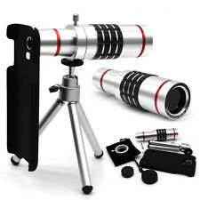 18X Optical Zoom Telephoto Telescope Lens +Case Cover For Samsung Galaxy S7 Edge