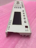 AGILENT 81104A PULSE PATTERN GENERATOR 80MHz FRONT DISPLAY ONLY CRACKED END