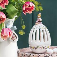 VILLEROY & BOCH Bunny Tales Teelichthalter-Ei Anna Oster-Dekoration 16cm bunt