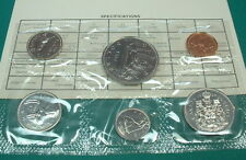CANADA  1984   PROOF-LIKE SET  ***6 COINS***