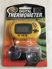 Thermomètre Digital zoo Med.