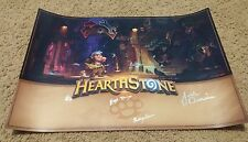 Blizzcon 2016 Exclusive Signed Hearthstone Poster