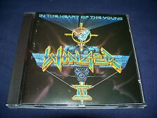 In the Heart of the Young - Winger (CD 1990) Near Perfect CD Fast FREE Shipping