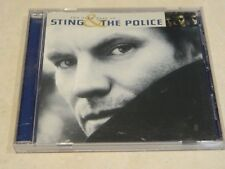 Sting & The Police The Very Best Of CD [Ft: Message In A Bottle, Russians]