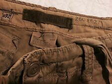ABERCROMBIE AND FITCH AE 92~260 E627~Military Cargo~Very Good~Medium 34/32