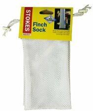 Stokes Select Two Finch Sock Bird Feeders, 48 oz Capacity, New, Free Shipping