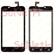 """Vetro Vetrino Touch screen Digitizer 4,3"""" Gionee GN700W Nero"""