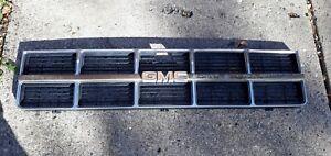 77-80 GMC TRUCK GRILLE OEM USED JIMMY SUBURBAN SIERRA K15 C15 K25 C25 78 79 RARE