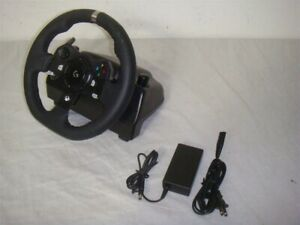 LOGITECH G920 DRIVING FORCE STEERING WHEEL FOR PC XBOX