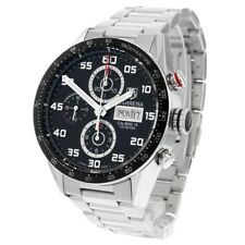 Tag Heuer Carrera Calibre 16 Day-Date Chrono Watch