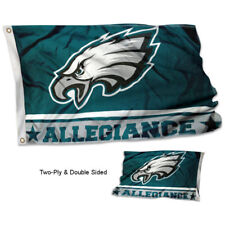 Philadelphia Eagles Allegiance Two Sided Flag