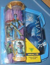 "Avatar Movie Movie Masters 6"" Warrior Jake Sully MOC Sealed Mattel 2009 Figure"