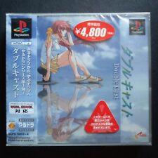 sealed YARUDORA DOUBLE CAST PlayStation NTSC JAPAN・❀・RPG HENTAI PS1 PS2 ダブルキャスト
