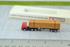 Noch Wood Transport Tractor Truck Z Scale 1:220