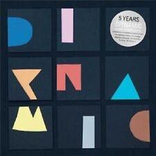 5 YEARS DIYNAMIC - DAVID AUGUST, SOLOMUN, STIMMING, LIEM - 2 CD NEU