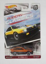 Hot Wheels 1:64 Modern Classics - Honda CR-X 1985. Brand new