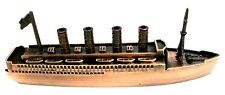 Titanic Die Cast Metal Collectible Pencil Sharpener