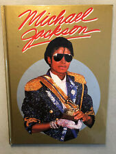 Michael Jackson Gallery Books Hardcover 1984