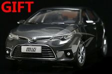 Car Model 2014 New Toyota Levin Corolla 1:18 (Grey) + SMALL GIFT!!!!!