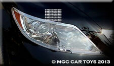 High Quality Lexus LS 2007 2008 2010 Headlight Chrome Trim Set. Trims only