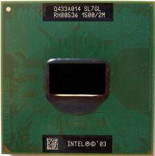 Intel Pentium M 715 CPU 2M Cache 1.50 GHz 400 MHz FSB Processor SL7GL PPGA478