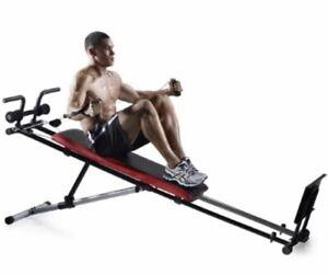 Weider Ultimate Body Work Bench