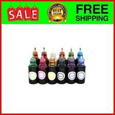 12 Colors Epoxy UV Resin Color Dye Colorant Liquid Pigment