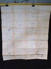 VINTAGE CHERRY BOMB MODEL AIRPLANE DRAWINGS - PLANS  AS PICTURED *G-COND*