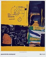 Untitled (1984), 2002 Exhibition Poster, Jean-Michel Basquiat - LARGE