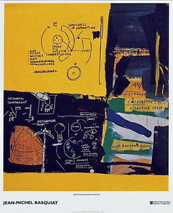 Untitled (1984), 2002 Exhibition Poster, Jean-Michel Basquiat - LARGE