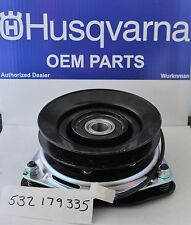 HUSQVARNA OEM 532179335 ELECTRIC CLUTCH fits Craftsman 179335