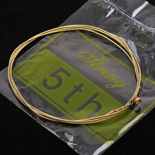 NEW Set of 6 Bronze Steel Strings For Acoustic Guitar 150XL/.010in WOUS
