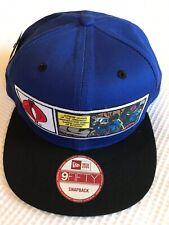 Original New Era Marvels Limited Edition Collectable Item Cobra Snap Back Cap
