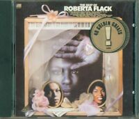 Roberta Flack - The Best Of 40 Golden Greats Gold Disc Cd Perfetto