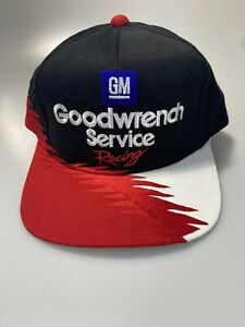 Vintage NASCAR Chase Authentics Dale Earnhardt Goodwrench Service Racing Hat