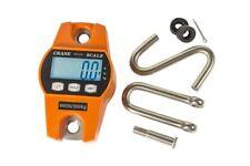 Digital Hanging Scale, 660#/300kg Accurate Reloading Spring Sensor Orange Sturdy