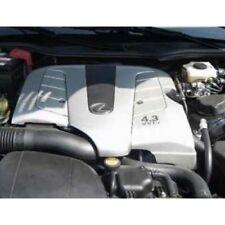 2002 Lexus GS430 GS 430 4,3 V8 Motor Engine 3UZ 3UZ-FE 3UZFE 283 PS