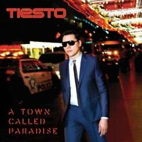 Tiësto - A Town Called Paradise (NEW CD)