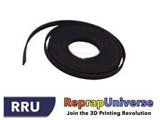 Timing belt (Zahnriemen) 1 m x 6 mm 2.0 mm pitch (GT2) / Reprap 3D Printing CNC