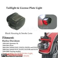 Motorcycle LED Brake Taillight For Harley Dyna FXDL FXDC FXDB Softail FLST FXST