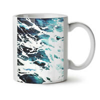 Sea Beautiful Life NEW White Tea Coffee Mug 11 oz | Wellcoda